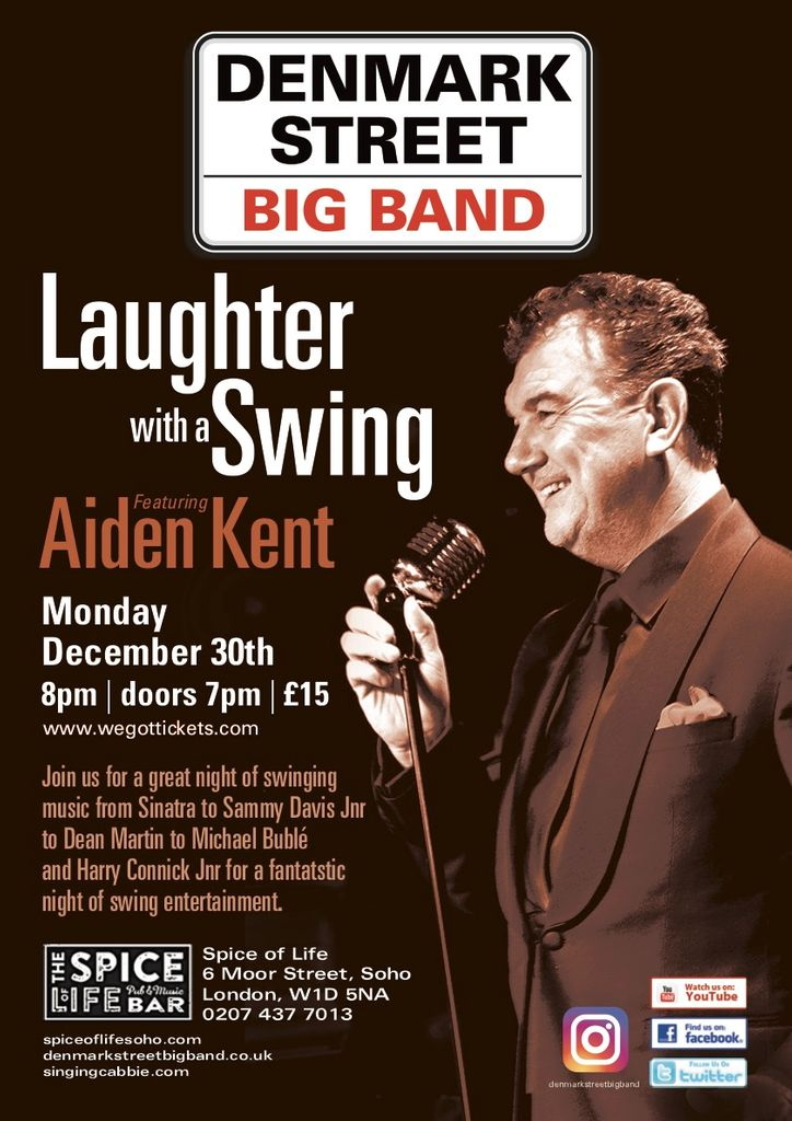 Laughter with a Swing poster