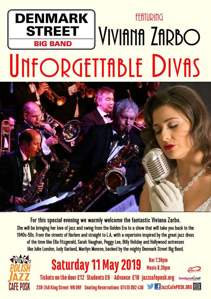 Unforgettable Divas ft. Viviana Zarbo Poster