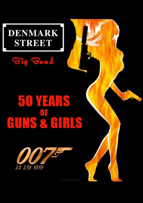 James Bond Orchestrated Poster