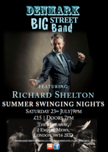 Summer Swinging Nights ft. Richard Shelton