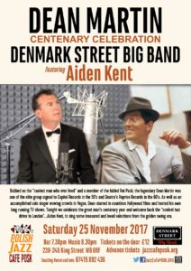 Dean Martin Centenary Celebration ft. Aiden Kent
