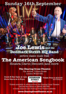 The American Songbook ft. Joe Lewis